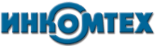 Логотип компании ИНКОМТЕХ